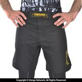 93 Brand Standard Issue Grappling Shorts - Black/Gold